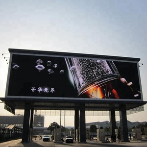 HD outdoor digital electronic commercial advertising led display screen