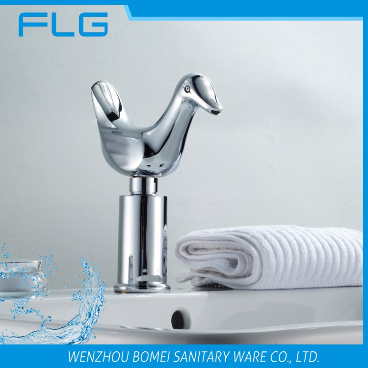 FLG contemporary sensor tap, polished sensor faucet