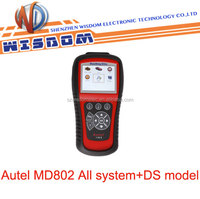 2016 Best Original Autel MD802 maxidiag elite md802 All System+DS Model