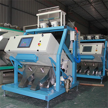 CCD walnut color sorter/ separation machine