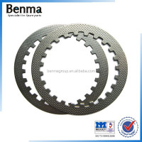 Hot selling and top quality motorcycle clutch plates,security steel plates clutch