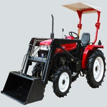 EPA tractor for sale Jinma 284 with front end loader