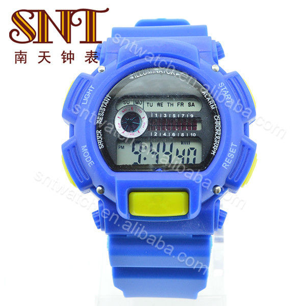 SNT-SP010B cute ultra light sport watch manual