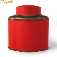 Tea packaging blank aluminum cans