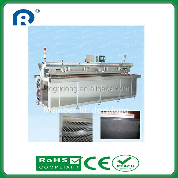 Ultrasonic blinds slitting curtain cutting machine