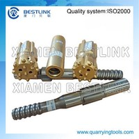 mining machinery parts R32 drill bit with 76mm diameter from Bestlink