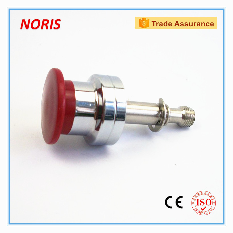 Safety relief valve CNC machining parts for high pressure cookers use