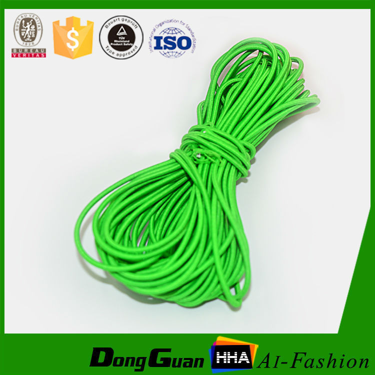 manufacturer promotional wholesales elastic cord for face masks