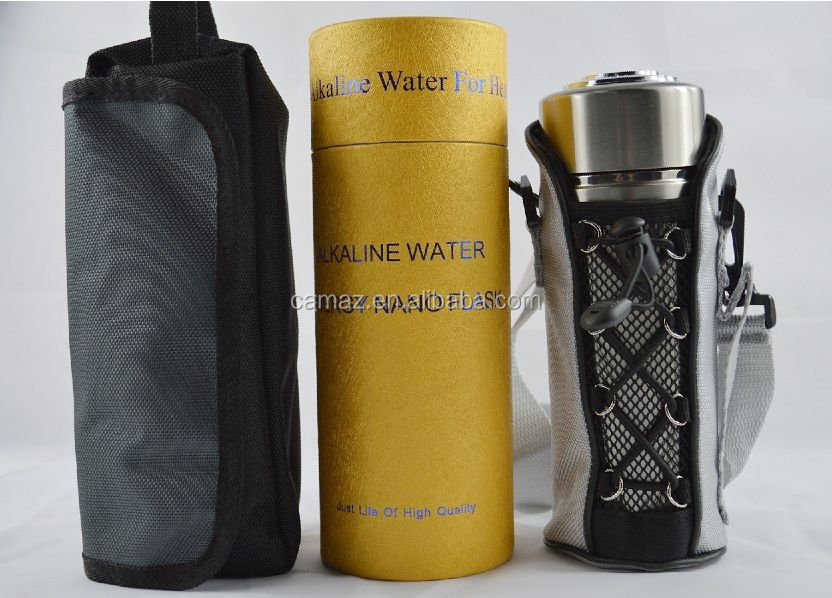 2017 portable nano water flask for wholesale ,OEM is available