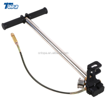 high pressure piston pump car air pump bike manual pump