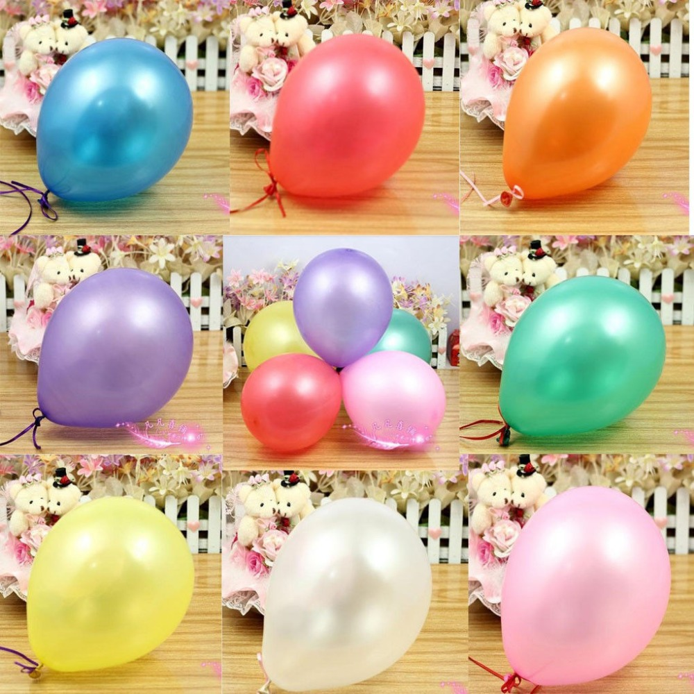 Latex Balloons Round wholesale ballons decoration