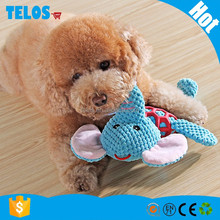 Animal sound pet plush dog durable squeaky toy