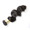Afro good brazilian body wave human hair bundle