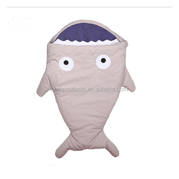 Top-selling A Variety Of Color Organic Soft Cotton Baby Sleeping Bags