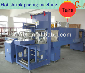 Automatic Hot film shrink packing machine