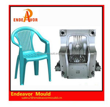 Factory directly sales quality assurance design and processing plastic chair blow mold