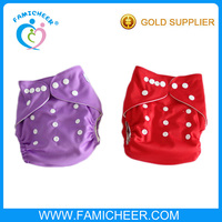 Reusable Raw Material Cloth Baby Diapers Manufacturers