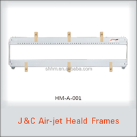 Heald Frames Manufacturer Used For Toyota 710 Airjet Looms