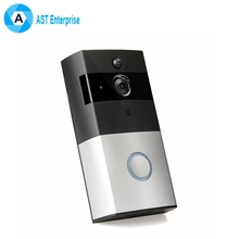wireless intercom WiFi doorbell camera in 2 way intercom alarm video ip megapixel camera doorphone