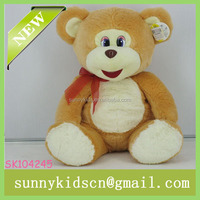 2014 HOT selling plush soft toys plush bear toy stuffed animal toy