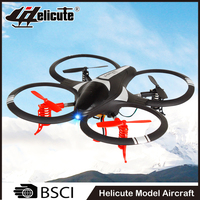 Outdoor model drone H05N 4ch rc flying aircraft toy