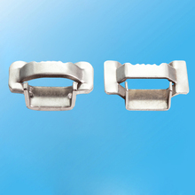 201 304 316 Stainless Steel Strapping Buckle for Cutting