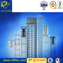 Non-ferrous metal production industries/dusting filter cage