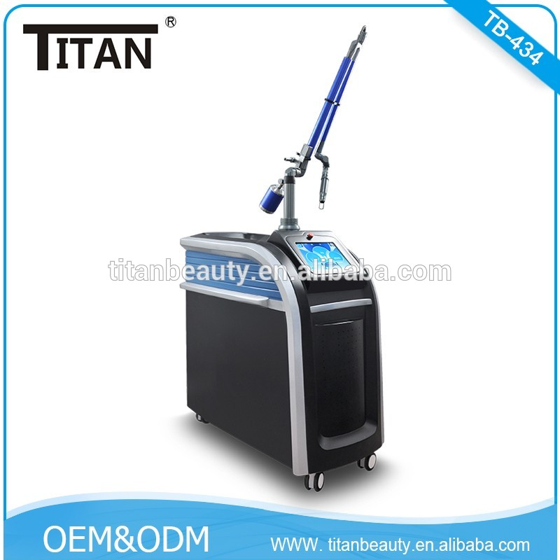TB-434 High Energy Nd Yag Q Switched Tattoo Removal Laser Beauty Care Tools And Equipment / Skin Care Picosure