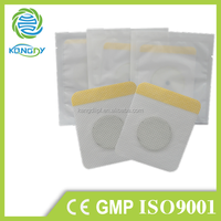 2015 Hot selling product ,No side effect Natural Meterial Chinese Slim patch