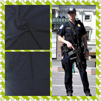 "T/R 65/35 32/2*32/2 56*52 57/58"" 1/1 plain- polyester 65 viscose 35 fabric police uniform fabric"