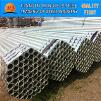 bs1387 galvanized pipe 2.5 inch galvanized steel pipe
