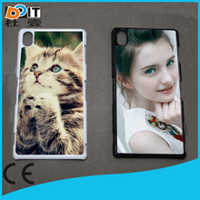 3D sublimation cell phone case for sony xperia z2 mini case covers