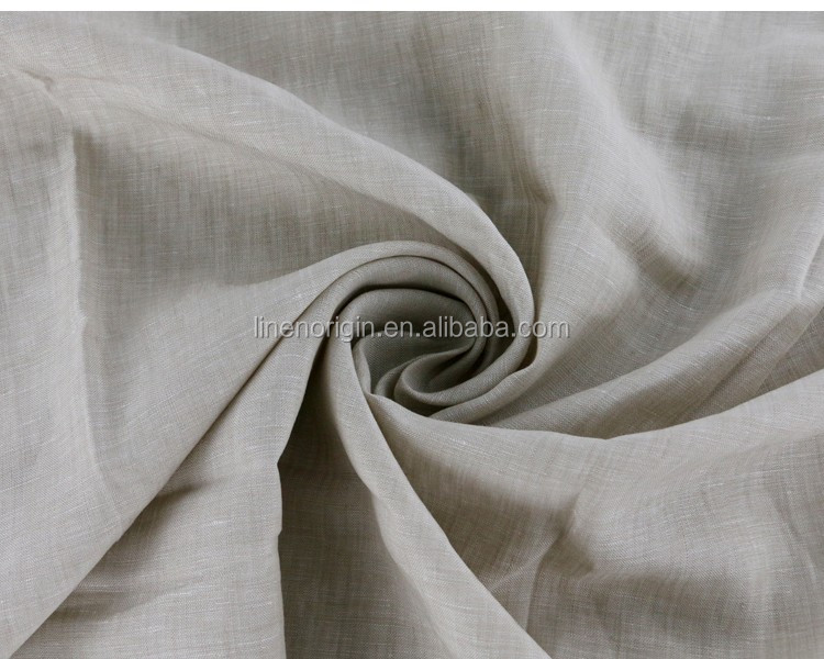 100% linen chambray fabric for shirt & blouse