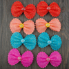 Yiwu Berry Colorful Fashion Dog Hair Bows Hair Clips
