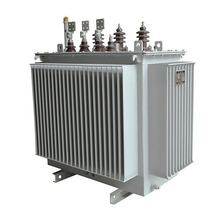 63Kva Three Phrase Oil-Immersed Electrical Power Transformer