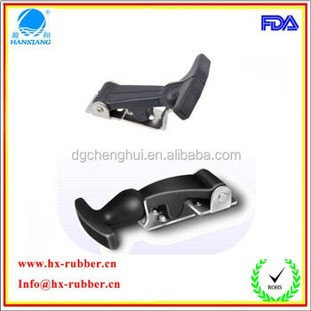Factory price of rubber toggle / latch types / rubber latch munufacturer
