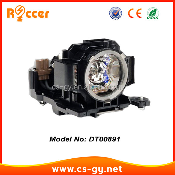Free Shipping! Projector Lamp Module with housing DT00891 for Hitachi CP-A100 / CP-<strong>A101</strong>/ ED-A100 / ED-A110