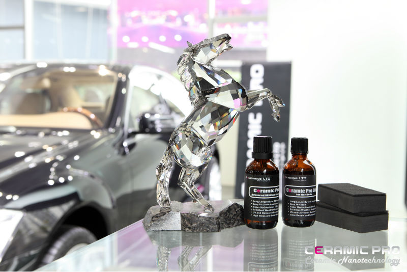 Ceramic Pro Rain Super Hydrophobic Glass Coating