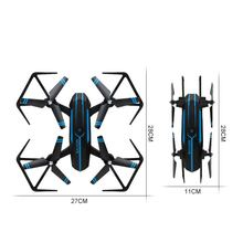 LULA 8809 Selfie FPV Foldable Drone with Camera