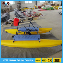 2016 Best Sea Sports rides park equipment 1 person water bike