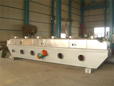 High quality machine grade fluid bed drying equipment of China National Standard