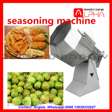 Cheap potato chips processing line/potato chips seasoning machine