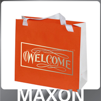 China manufacturer Logo printing shopping gift paper bags making machine price