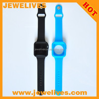 silicone watch band / silicone wristwatch strap for iwatch