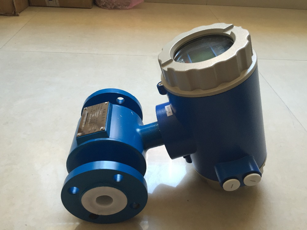Electromagnetic water meter flow meters liquid flow meter
