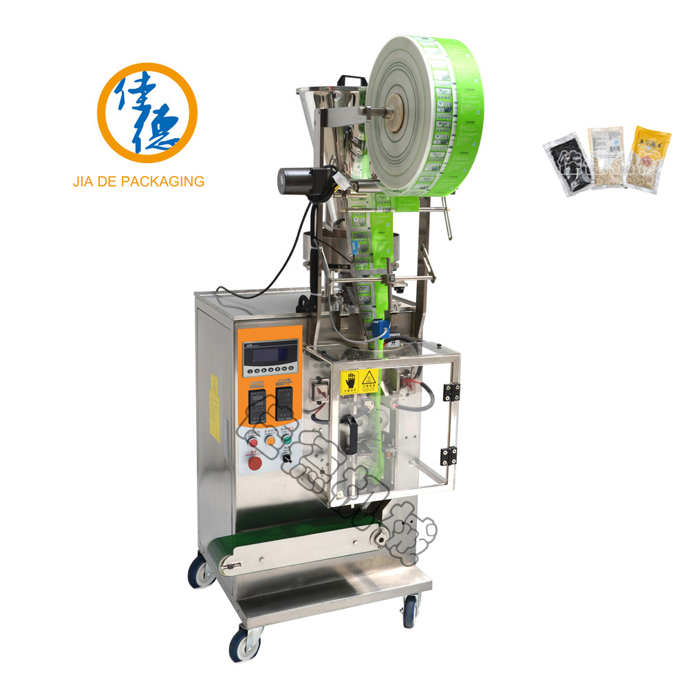 Dual Tea Bag Packing Machine