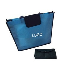Best customized low price recycled non woven foldable shopping bag
