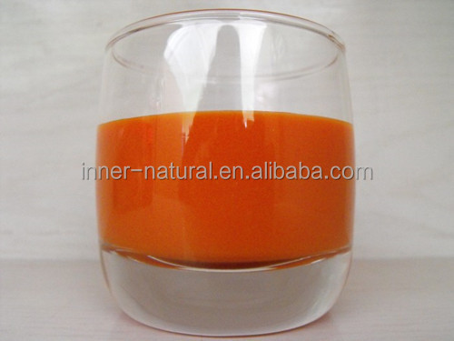 100% Natural Chinese Wolfberry Juice Powder/Wolfberry Juice Concentrate