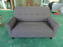 Chaise lounge two seat lobby sala set sofa