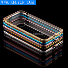 new hot selling products aluminium phone case for samsung galaxy S6 aluminum metal bumper case for samsung Aluminum Bumper Case